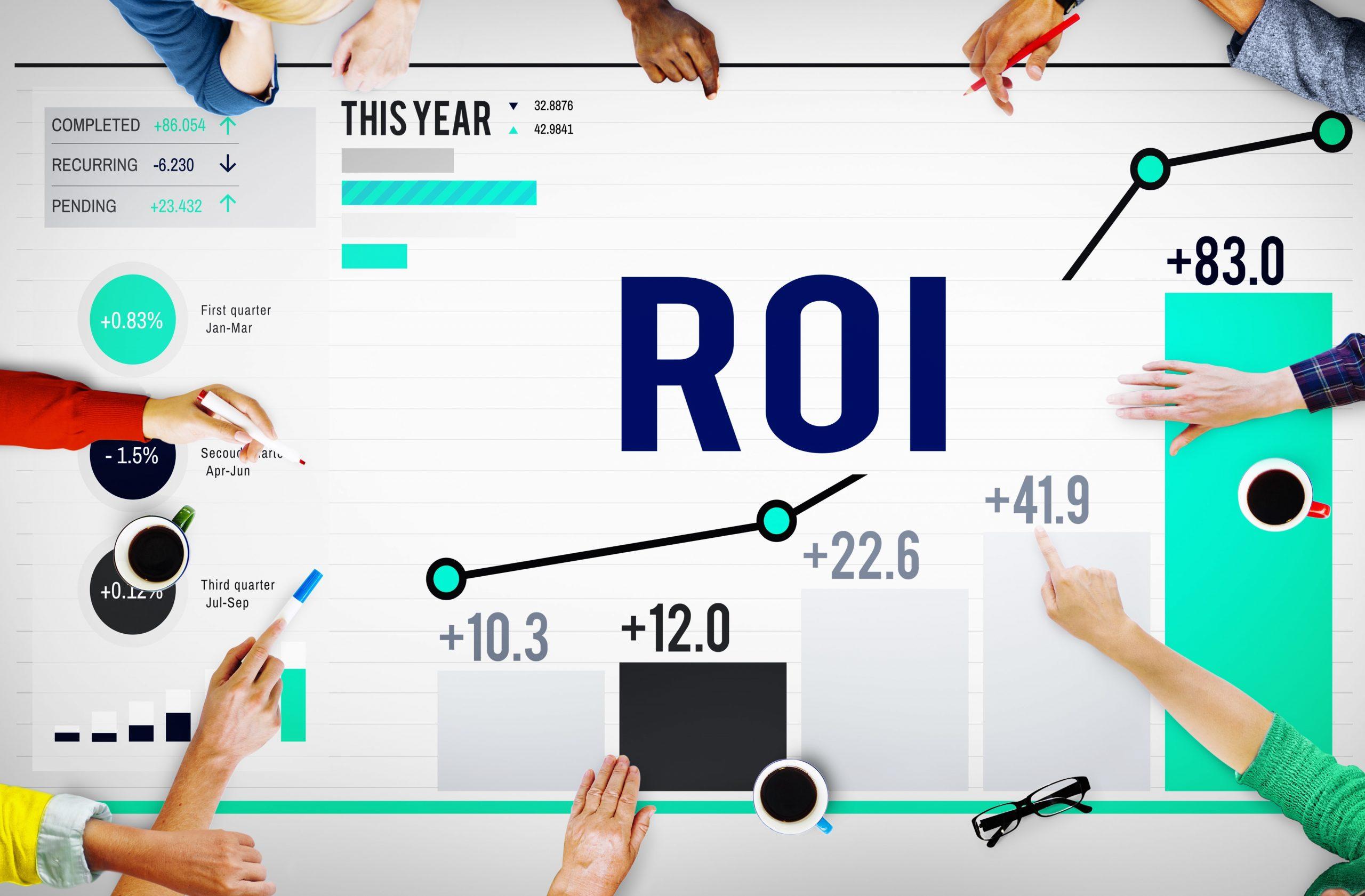 Tất tần tật về chỉ số ROI trong Marketing bạn cần biết