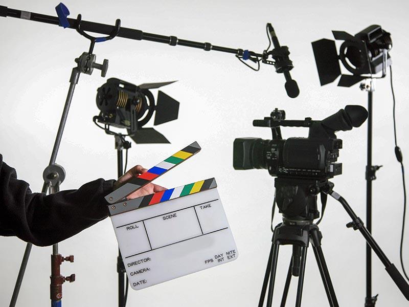 marketing online cho thiết bị quay chụp