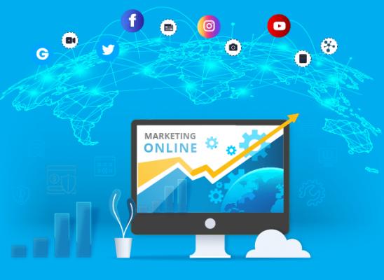 marketing online toàn diện